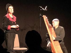 Der Michael-Ende-Abend: gauschenlada mit Live-Musik
